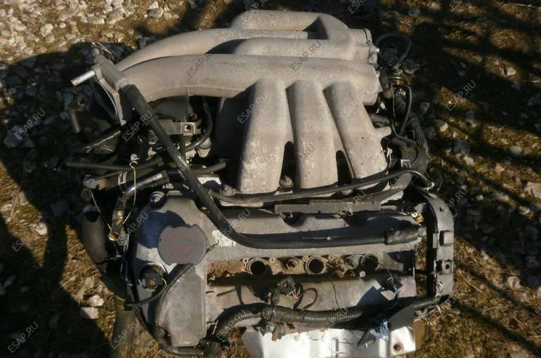 JAGUAR S-TYPE 2004 3.0 двигатель 3G762AA
