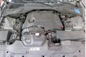 JAGUAR S-TYPE XJ XF  2.7D двигатель комплектный