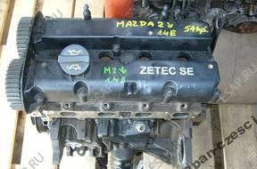JAPAN-CZESCI двигатель MAZDA2 FIESTA FUSION 1.4 ZETEC