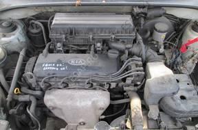 KIA RIO 1.3 бензиновый  двигатель