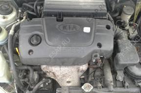 KIA RIO двигатель 1.5 MI-TECH 2002r