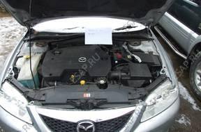 комплектный двигатель MAZDA 6 2.0CITD RF5 +osprzt cay