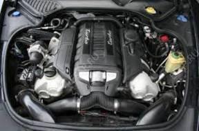 комплектный двигатель PORSCHE CAYENNE 7P5 4.8 TURBO