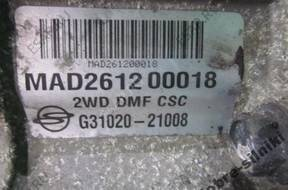 КОРОБКА ПЕРЕДАЧ SSANGYONG RODIUS 2.7 XDI G31020-21008