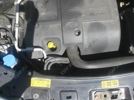 LAND ROVER FREELANDER двигатель 2.0 TD 98-0