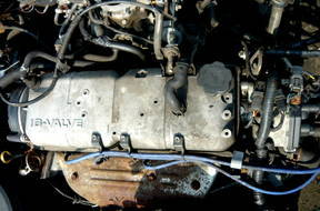 MAZDA 121 двигатель 1.3 16V