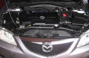 Mazda 6 двигатель skrzynia  2.0 czci EUROPA 2004