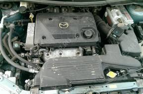 MAZDA PREMACY 2.0 DOHC 16V двигатель  FS