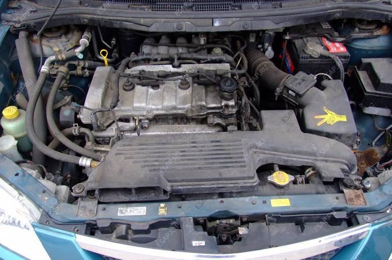 MAZDA PREMACY двигатель 1.8 B 2000 155000 л.с.