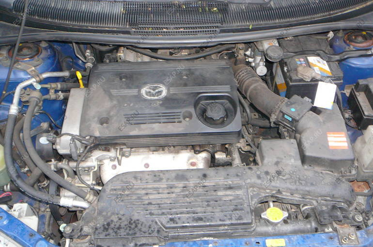 MAZDA PREMACY двигатель 2.0 131KM IDEAŁ 105.000km