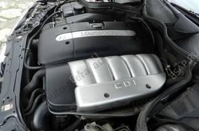 MERCEDES W210 W203 W163 2.7 CDI двигатель IGLA ODPALA