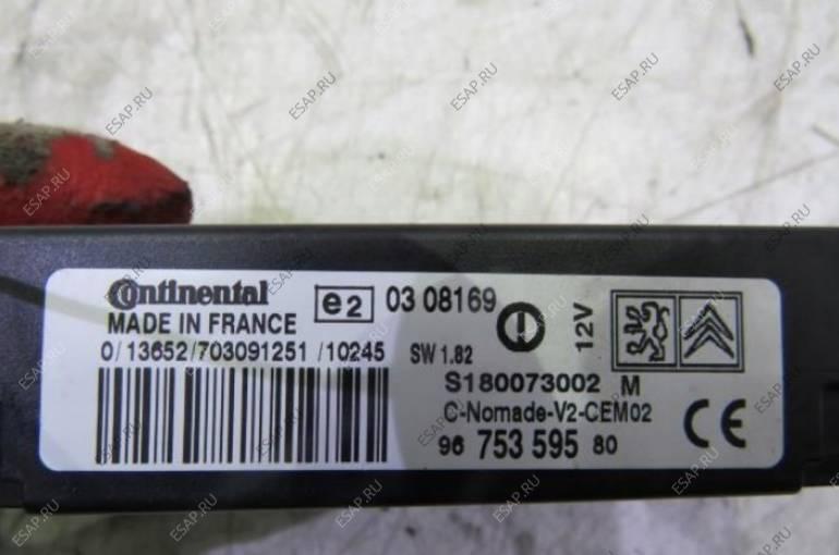 модуль BLUETOOTH 9675359580 PEUGEOT/ CITROEN
