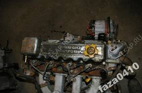 NISSAN CABSTAR 3,0 TDI  двигатель PRZEB 180 TY.