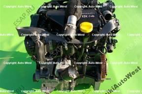 NISSAN NOTE NV200 двигатель 1.5 DCI K9K C400 '12 год,
