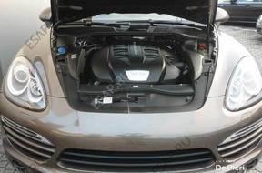 PORSCHE CAYENNE 7P5 двигатель 3.0 D V6 комплектный 958