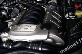PORSCHE CAYENNE двигатель комплектный 4.5 TURBO 450KM