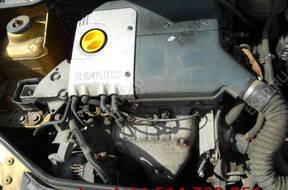 RENAULT CLIO 2 MEGANE KANGOO  двигатель 1.4 16V