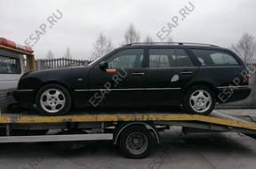 РУЛЕВАЯ РЕЙКА MERCEDES W210 95-99 2.9 TD