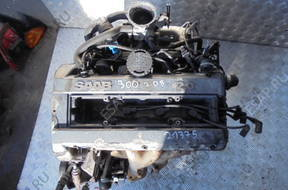 SAAB 900 2.0B двигатель комплектный с OSPRZETEM WIDOCZN
