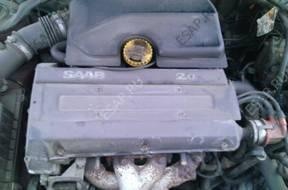 SAAB 900 9-3 2.0i двигатель motor engine
