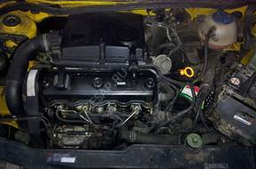 Seat Arosa двигатель 1.7 SDI с OSPRZTEM