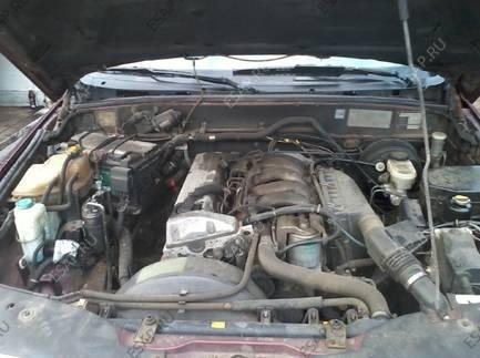 SSANGYONG MUSSO LKW DAWCA CZCI двигатель 2.9D