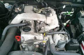 SSANGYONG REXTON MUSSO SPRINTER двигатель 2.9 D29M