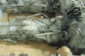Subaru Impreza WRX 04r КОРОБКА ПЕРЕДАЧ 4AA