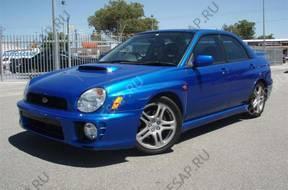 Subaru Impreza WRX 2002 КОРОБКА ПЕРЕДАЧ TY754VN2AA