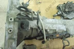 Subaru Impreza WRX 2.5 КОРОБКА ПЕРЕДАЧ 7AA