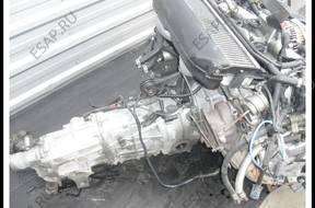 SUBARU IMPREZA WRX 2.5T двигатель комплектный