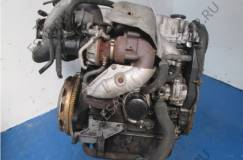 тестированный двигатель RF2A DE04-08 Mazda Premacy 2.0DiTD