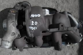ТУРБИНА FORD MONDEO MK3 2.0 TDCI
