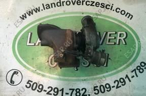ТУРБИНА LAND ROVER DISCOVERY 2 II TD5 2,5 DEFENDER