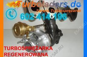 ТУРБИНА VOLKSWAGEN Touran 1.4 TSI turbo53039700142