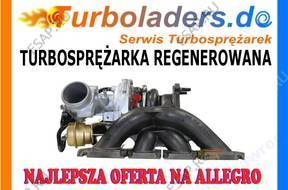 ТУРБИНА VOLKSWAGEN Touran, Polo 1,2 TSI 03F145701H