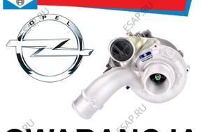 ТУРБО Opel Antara 2.0 CDTI Z20DM 126 KM 96440365