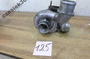 ТУРБОКОМПРЕССОР RENAULT LAGUNA II 2.2 DCU GT1852V