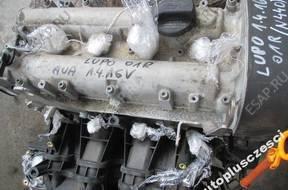 VW LUPO SEAT AROSA 01 год,  1.4 16V  двигатель AUA
